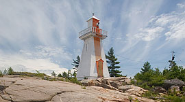 Gereaux Range Light