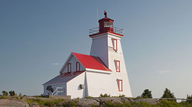 Gereaux Lighthouse, Gereaux Island, Georgian Bay