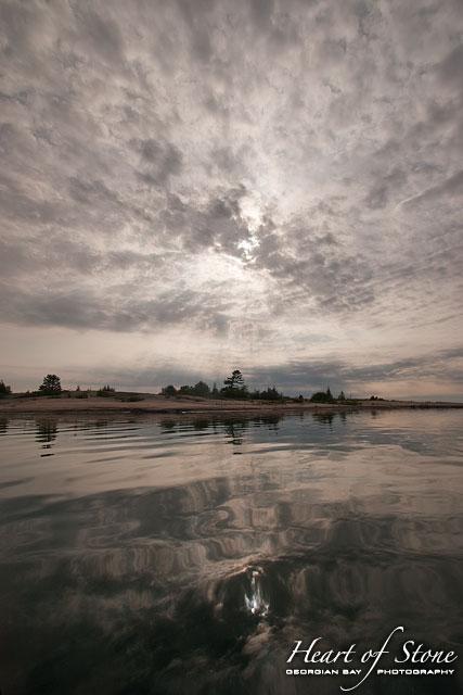 Sunburst, Big McCoy Island, Georgian Bay