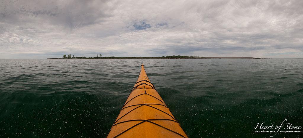 North Limestone Island Panorama, North Limestone Island, Georgian Bay