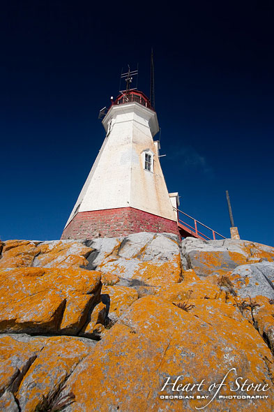 Lighthouse, Western Islands, Georgian Bay