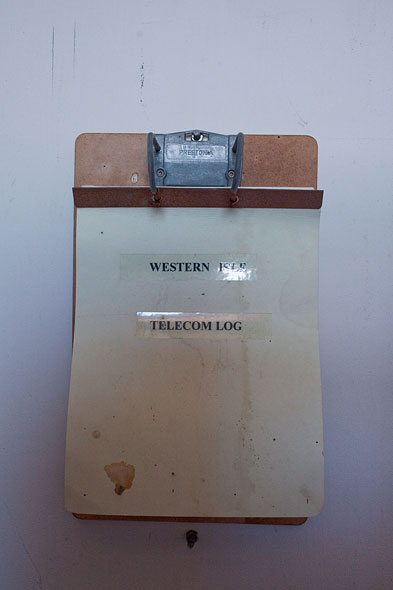 Telecom Log, Western Islands, Georgian Bay