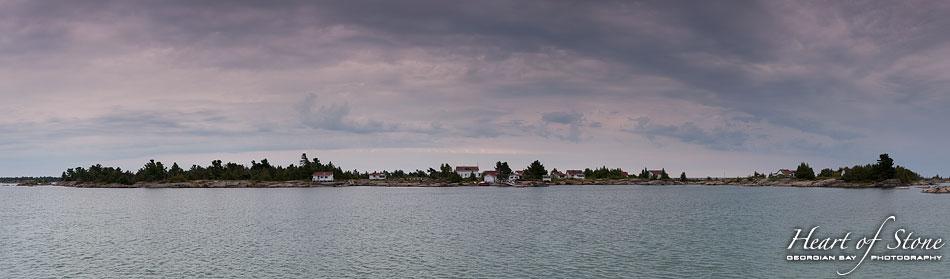 Georgian Bay Fishing Camp, Outer Fox Islands, Georgian Bay