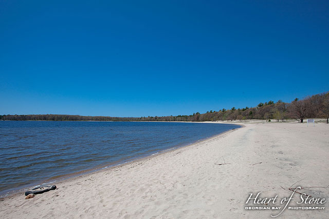 Main Beach, Killbear Provincial Park, Georgian Bay
