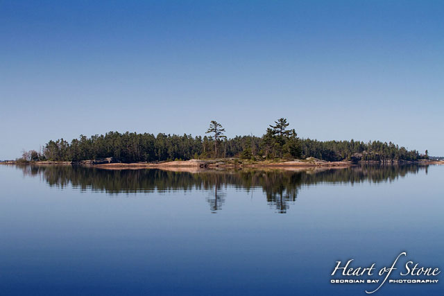 Scott Island, Killbear Provincial Park, Georgian Bay