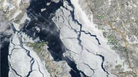 Georgian Bay Icewatch, March 31 2015, NOAA Modis 250m
