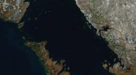 Georgian Bay Icewatch, March 19 2016, NOAA MODIS 250m