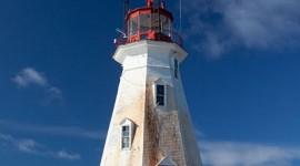Western Islands Lighthouse, Doubletop Island, Georgian Bay. Photo by Sean Tamblyn.