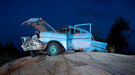 1957 Chevy, Bourchier Islands, Georgian Bay